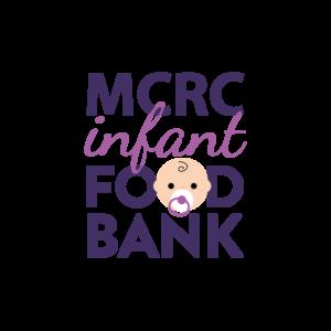 MCRC Infant Food Bank Logo