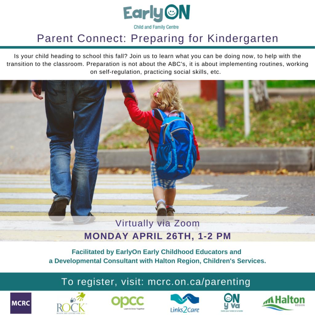 EarlyON Parent Connect Templates (9)