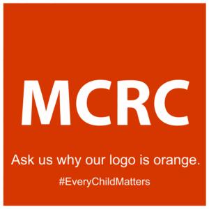 MCRC logo orange