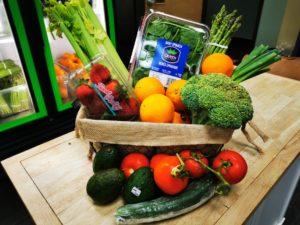 Large Fresh Food Box